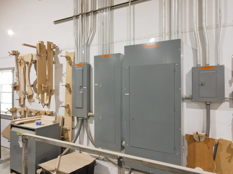 Some breaker boxes we installed.